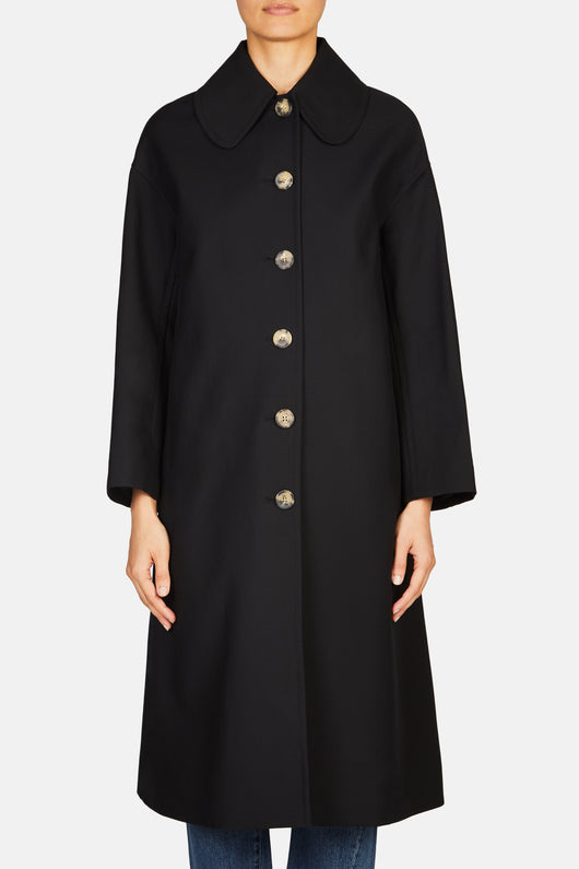 Doris Coat - Black