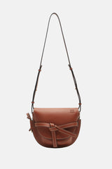 Gate Small Bag - Rust