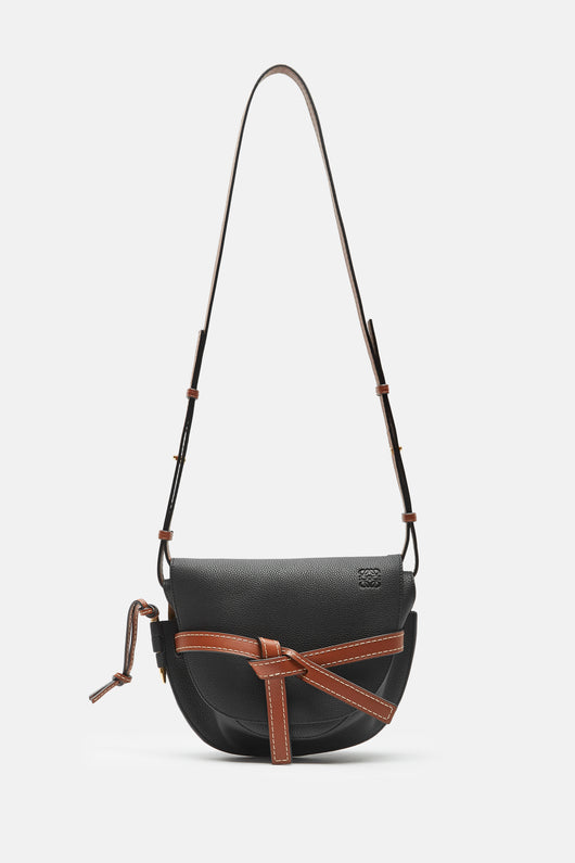 Gate Small Bag - Black/Pecan