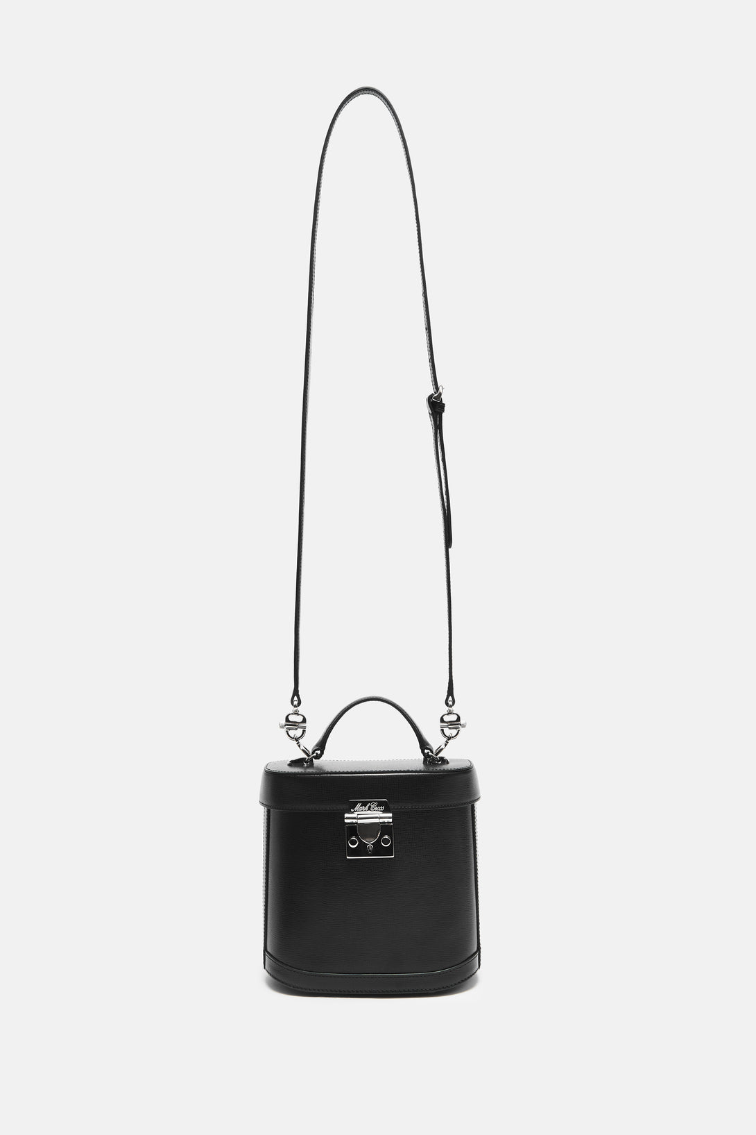 Benchley Bag - Black Saffiano