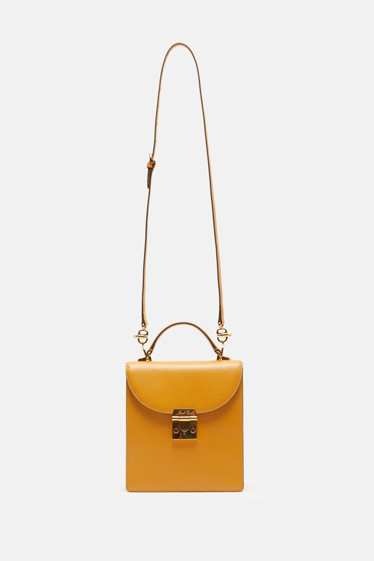 Uptown Shoulder Bag - Butternut
