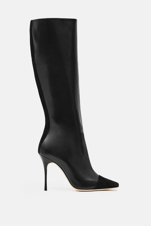 Wakia Tall Boot - Black