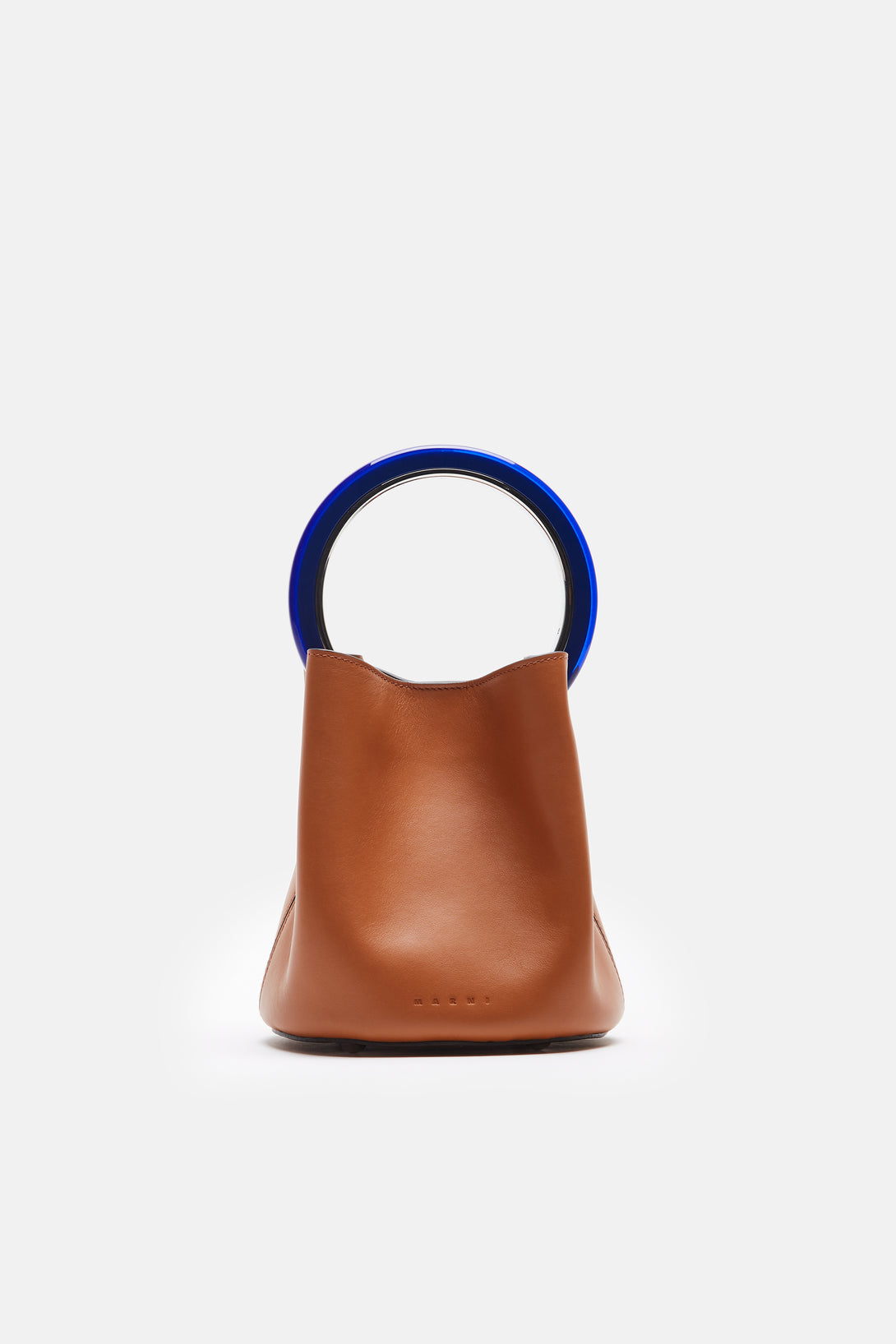Pannier Mini Bucket Bag - Cinnamon