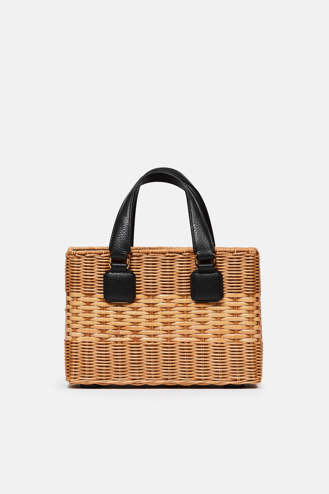 Manray Small Tote - Black