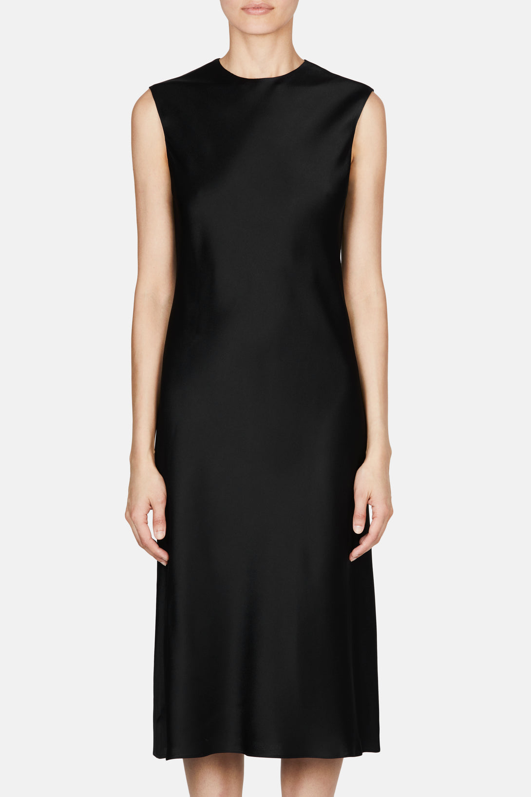 Dress 63 Classic Shell Dress - Black