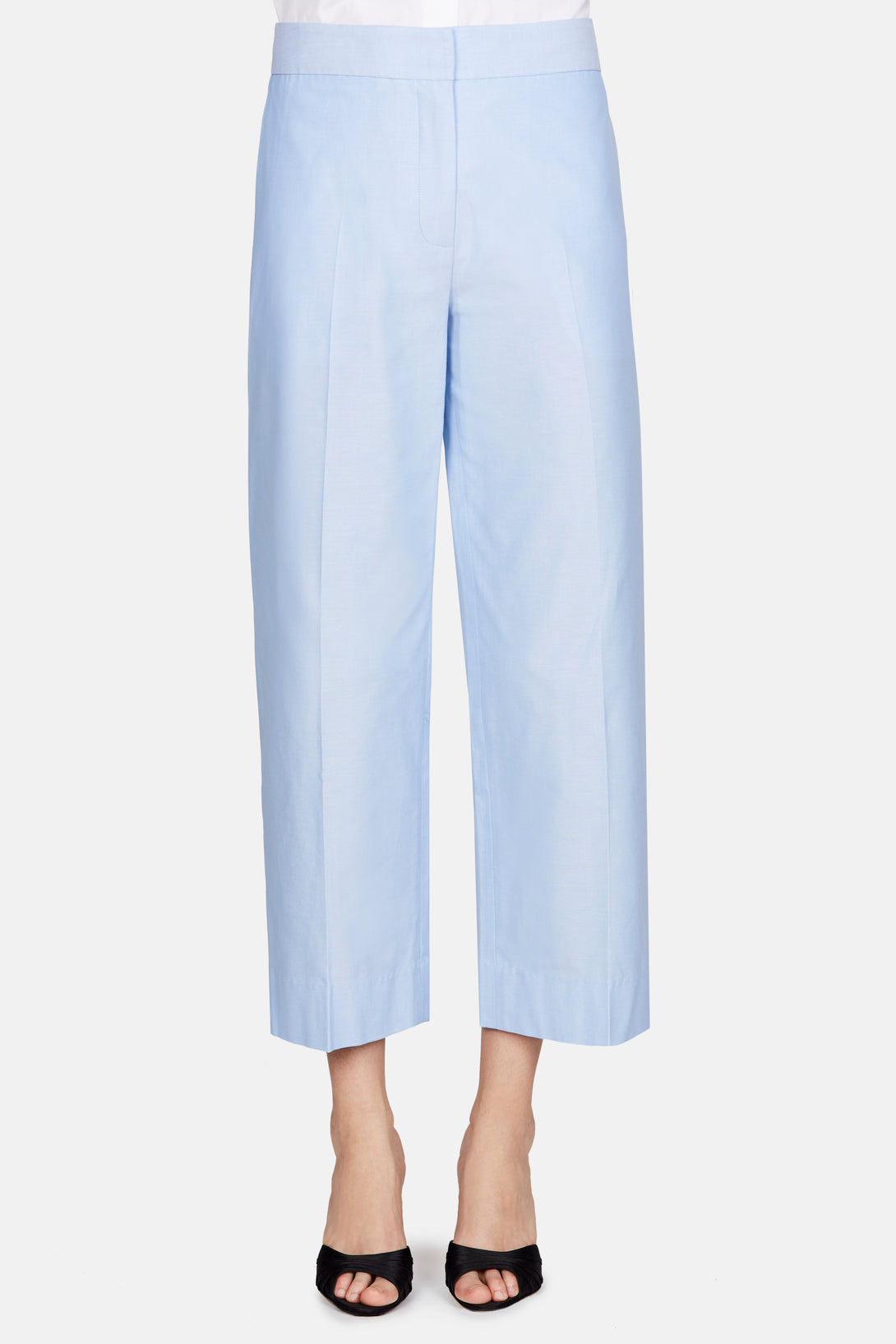 Trouser 45 Resort Trouser - Chambray Blue