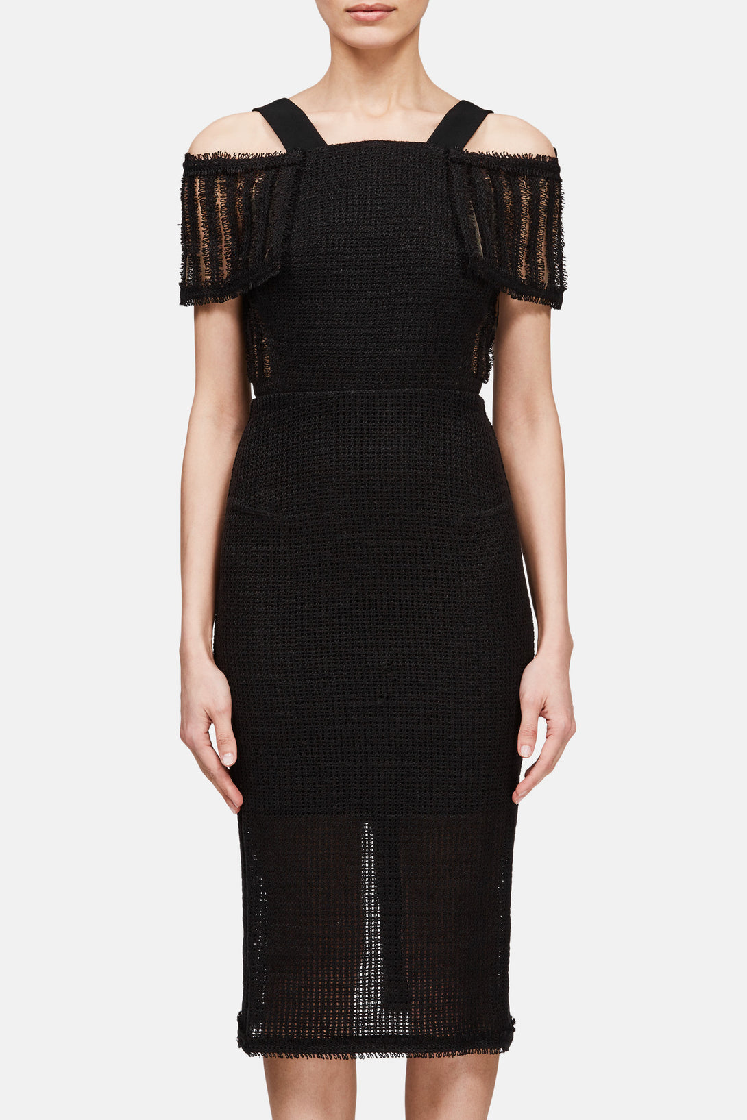 Sinclair Dress - Black