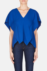 Aspley Top - Royal Blue