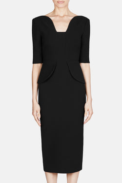 Comerton Dress - Black