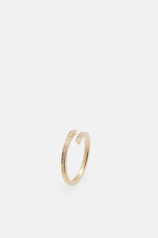 Amour Mini Ring - Gold