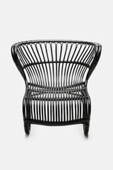 Fox Lounge Chair by Viggo Boesen - Black