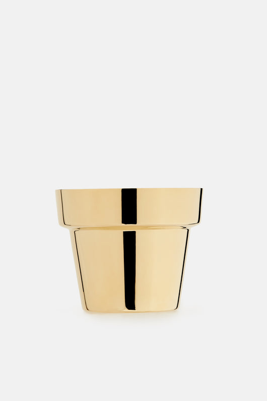 Herbs Pot - Brass