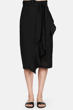 Seahaven Skirt - Black
