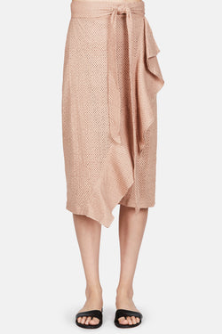 Seahaven Skirt - Tan