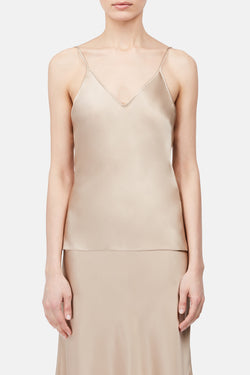 Classic Camisole - Pale Gold