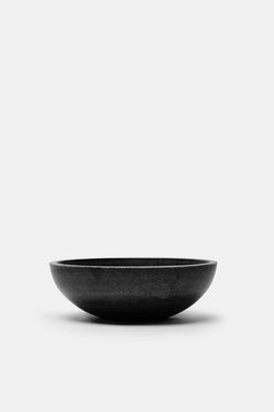 Small Marble Bowl - Black