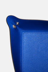 Square Valet Tray - Electric Blue
