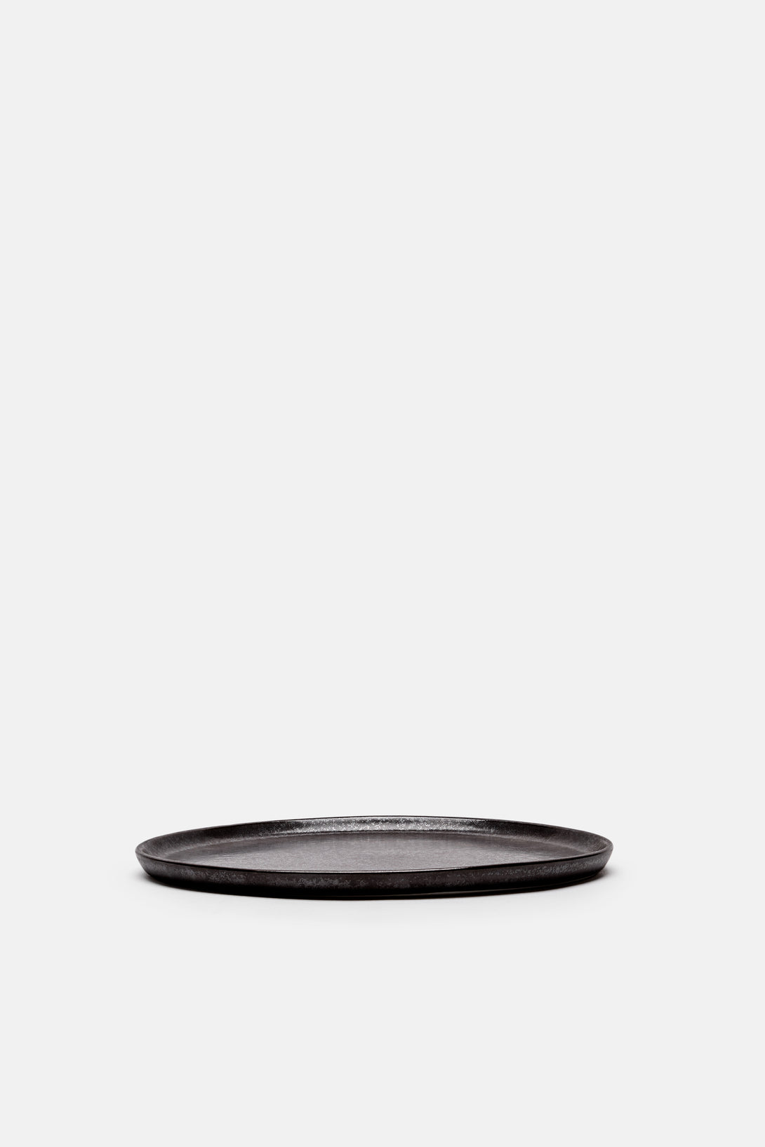 Esrum Small Oval Plate - Night