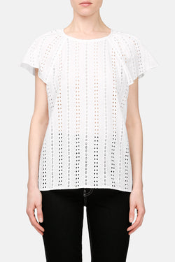 Mina Top - White