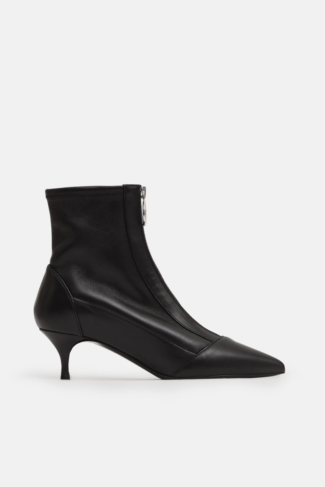 Zippy Ankle Boot - Black