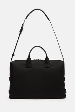 Slim Briefcase - Black Nylon