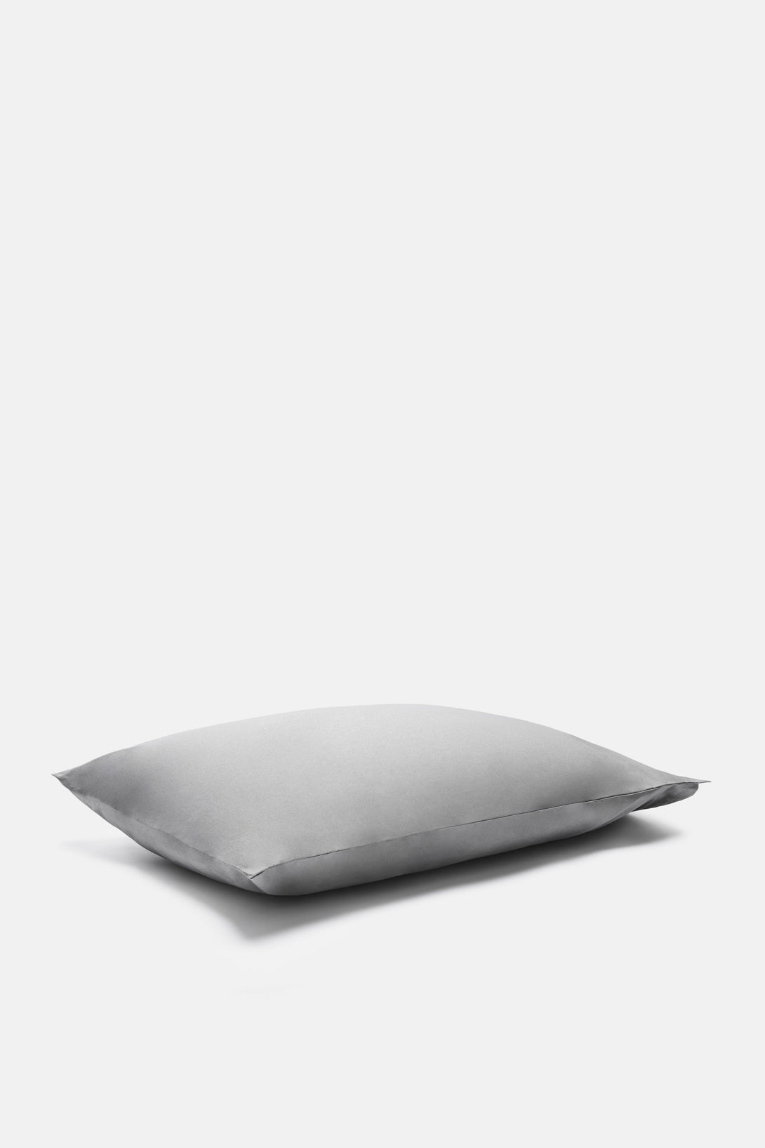 Washed Percale King Pillowcases - Graphite
