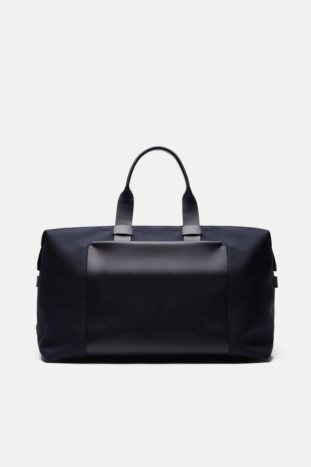 London Weekender - Navy Nylon & Navy Leather