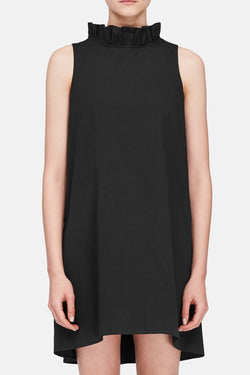 Nocturne Dress - Blackboard