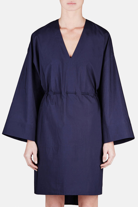 Calida Dress - Navy