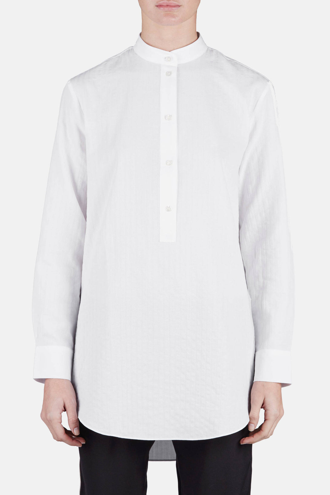 Galvin Shirt - White