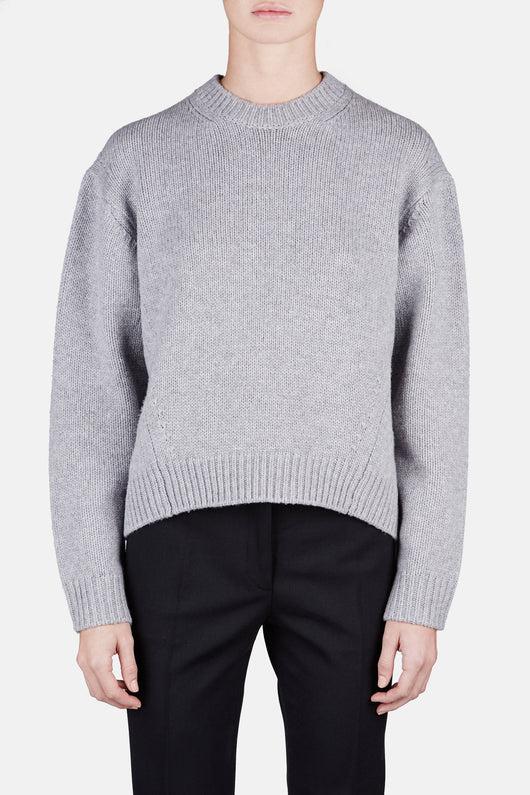 Shora Sweater - Grey Melange