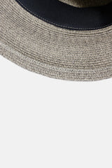 Dent Fedora - Light Grey