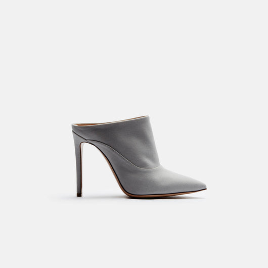Bootie - Grey Wool