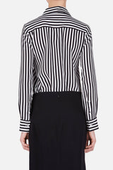 Chika Top - Black Stripe