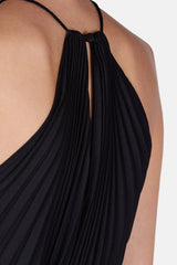 Parakeet Dress - Black