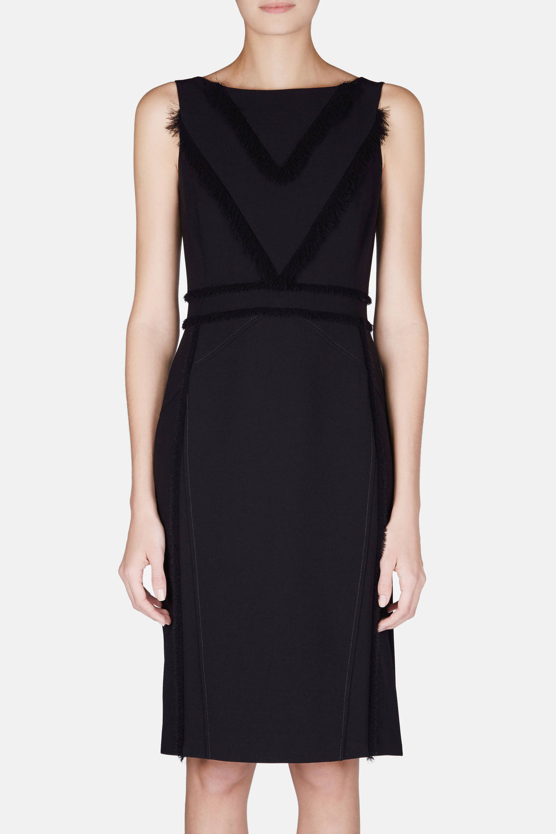 Caulfield Dress - Black