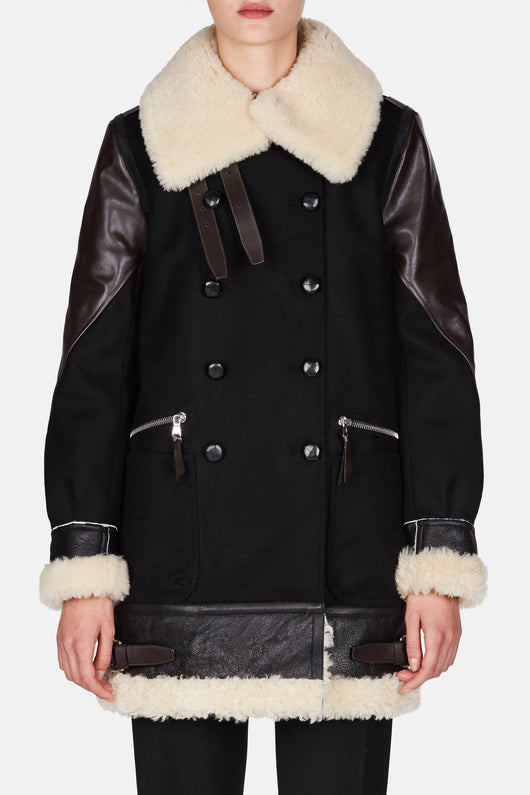 Ismir Coat - Black