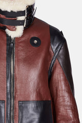 Antioch Coat - Burgundy