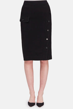 Curry Skirt - Black