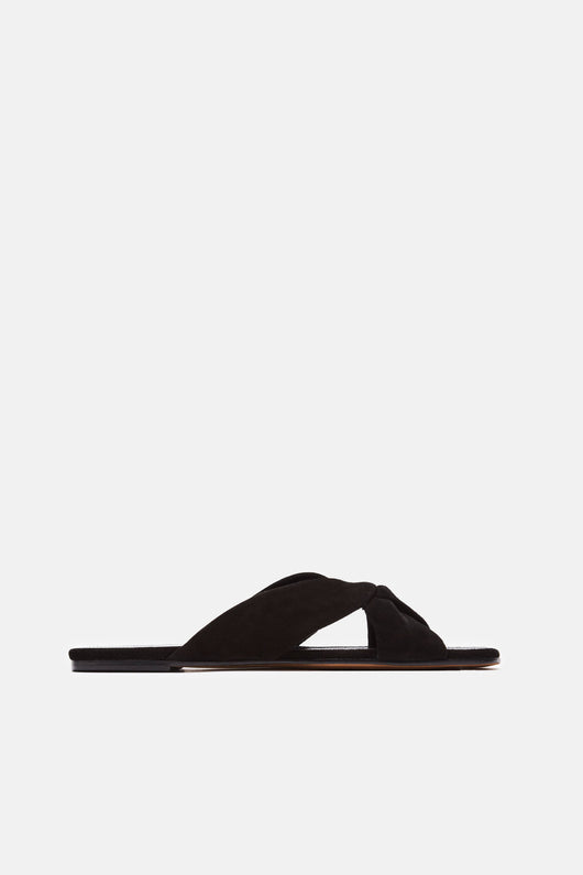 Soft X-Slide Sandal - Nero