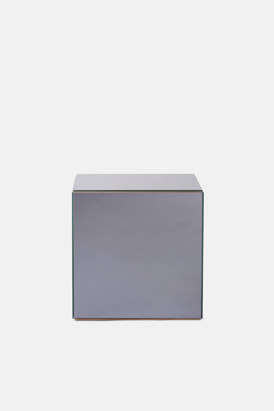 Cube Container/Side Table - Fume