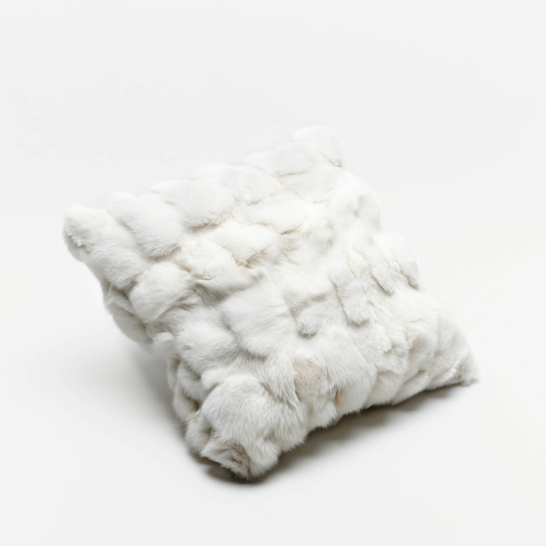 Fox Pillows, White