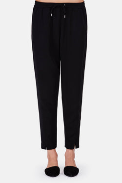 Suiting Joggers - Black