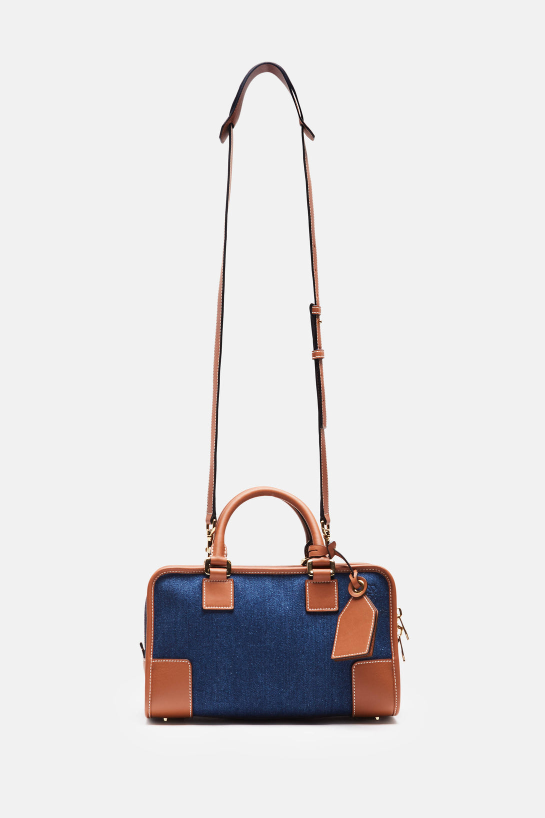Amazona 28 Bag - Mulitone Denim