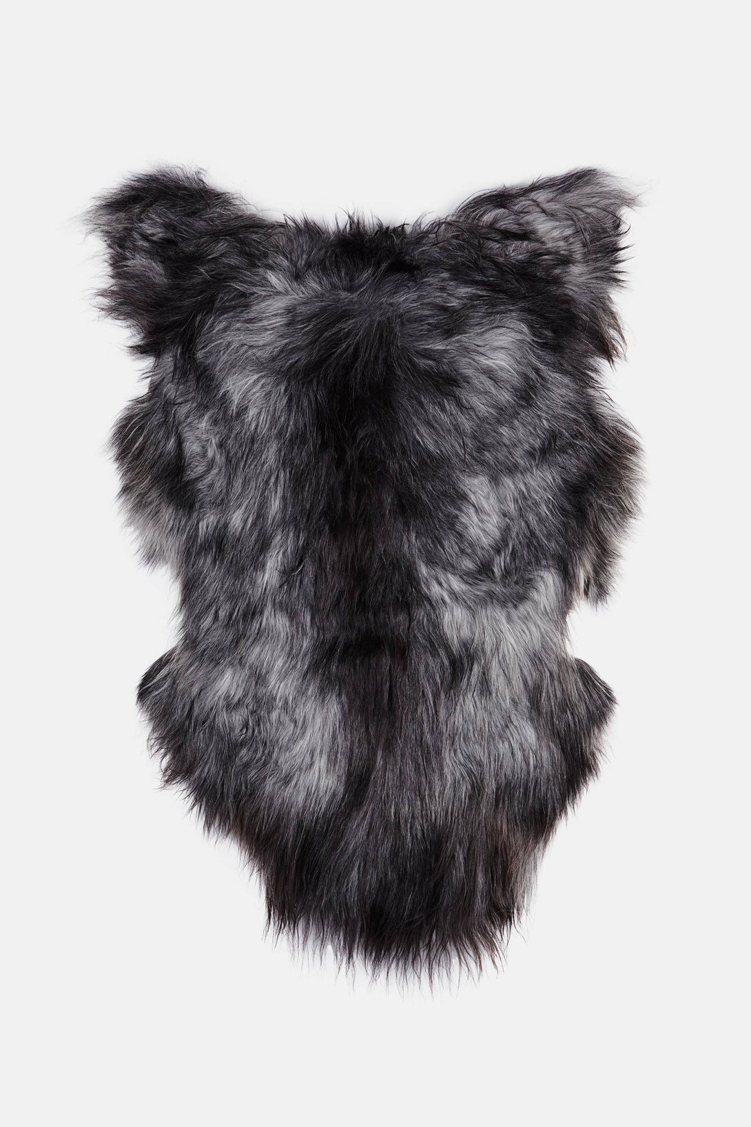 Natural Grey Icelandic Sheepskin
