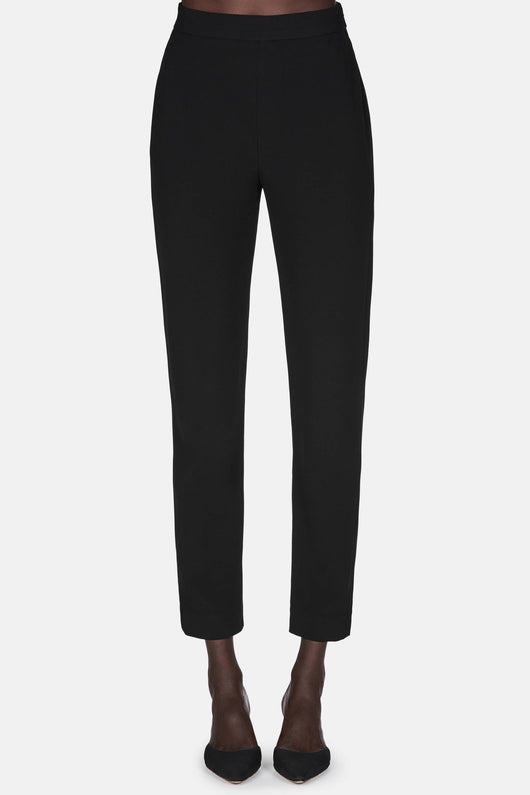 Cigarette Pant - Black