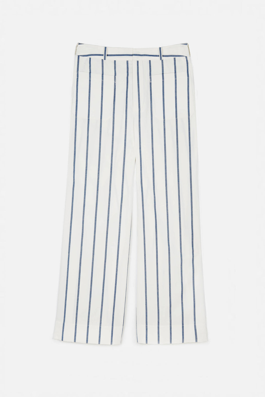 Talara Trouser - Denim Stripe