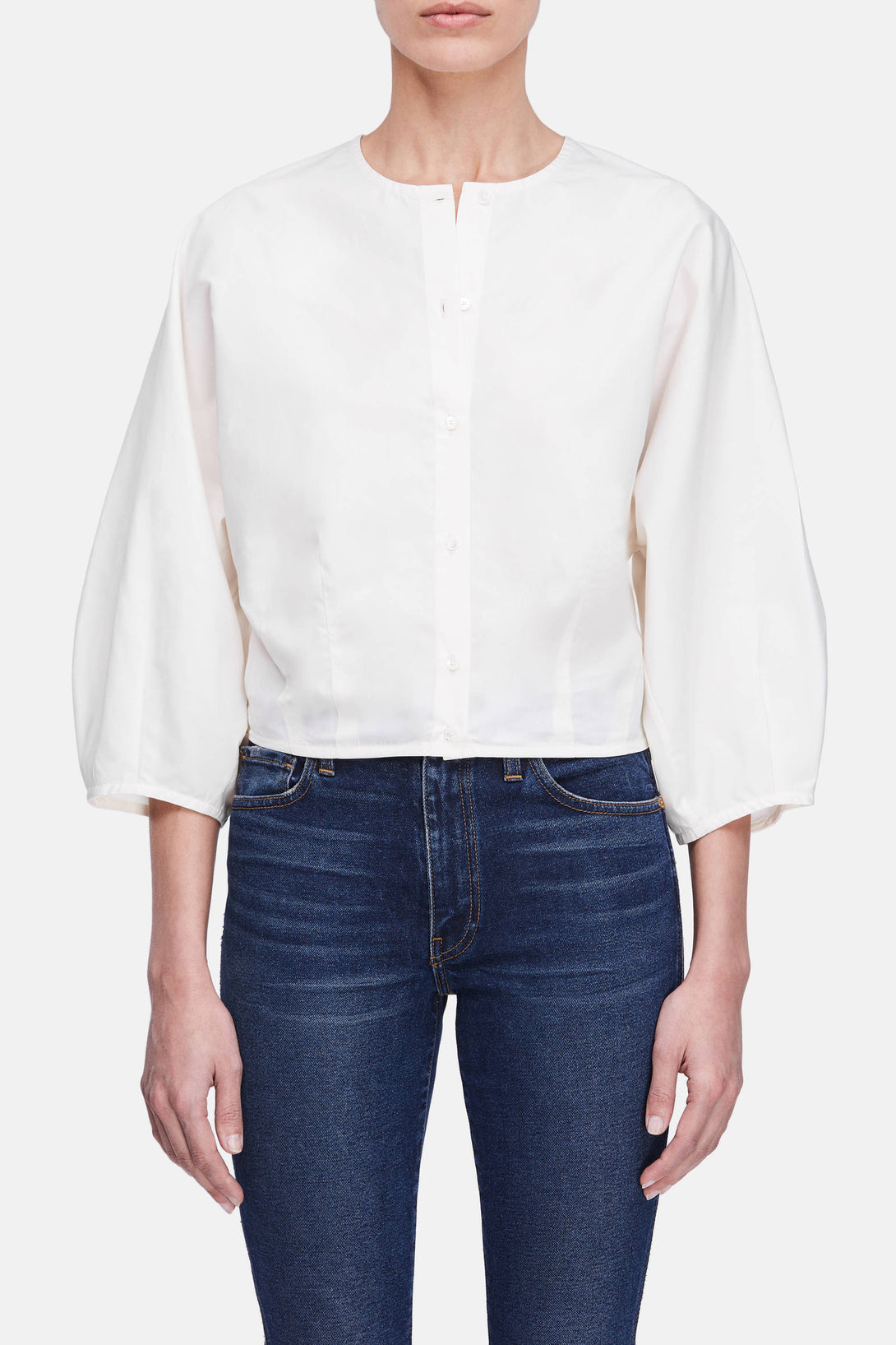 Thierry Top - Natural White