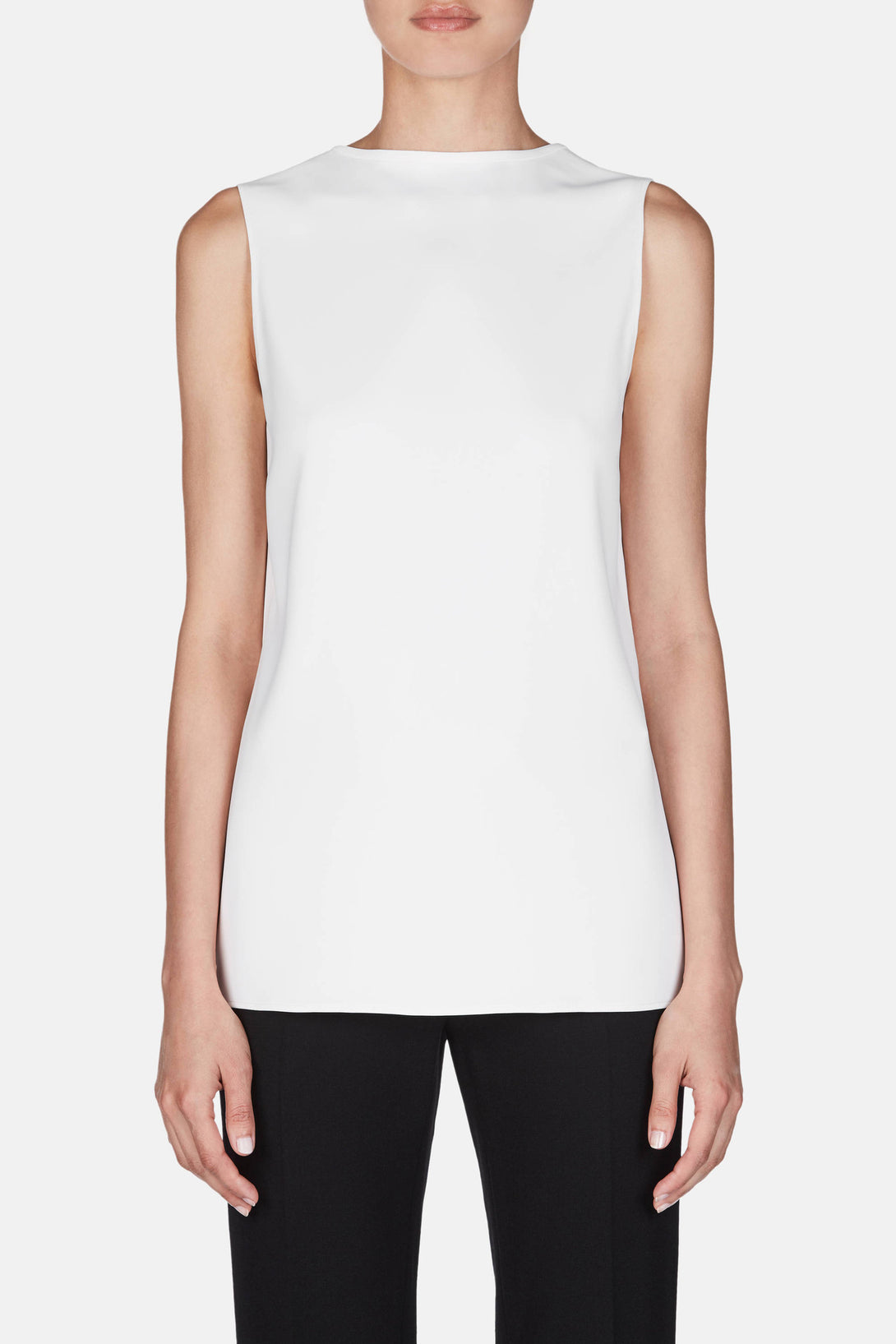 Shirt 34 Backwards Tank - Calla
