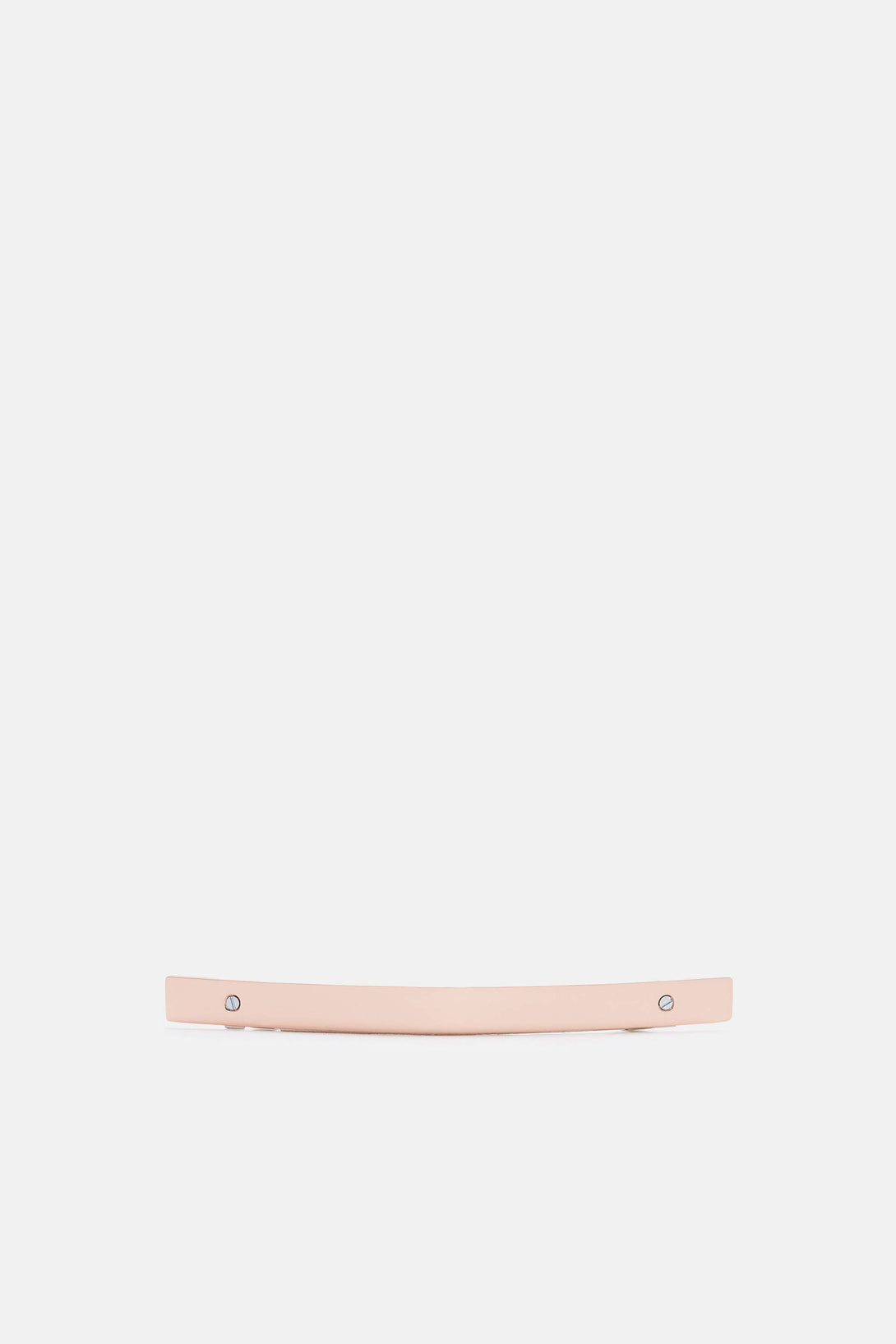 Barrette XL - Pink Gold